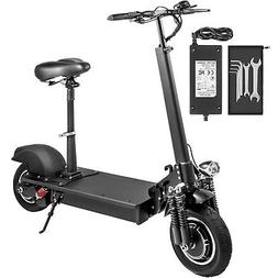 "10"" 2000W Dual Motor Electric Scooter Folding 52V 20ah Batte"