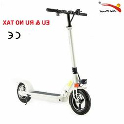 10 inch Adult motor Scooter Electric scooter with seat Elect