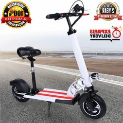 10inch 2 Wheel Adult Electric Bike Scooter Balance Foldable