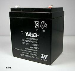 12 Pack Casil 12v 5ah 4.5ah 4ah for Razor E100 E125 E150 E17
