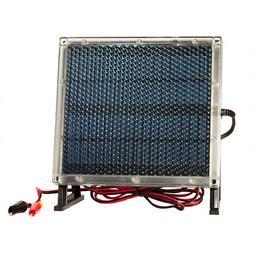 UPG 12-Volt Solar Panel Charger for 12V 5Ah Razor E100 Elect