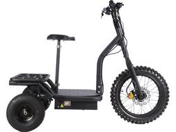 1200 Watt Electric Power Mobility Scooter 1,000 lb Max Weigh
