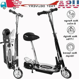 120W Electric Scooter Ultra-Lightweight Foldable With Adjust