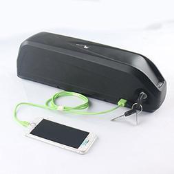 48V 14.5Ah Samsung cell Li-ion Battery with BMS, Ebike Batte
