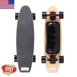 Electric Skateboard 4-Wheels Somatosensory Scooter 36V 150W