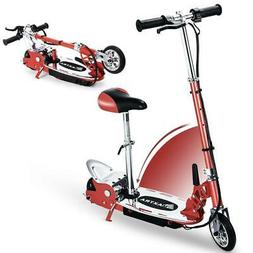 177lbs maxload electric scooter motorized bike rechargeable