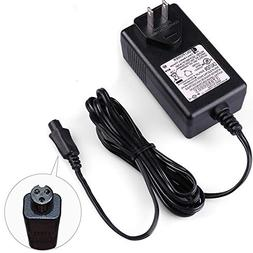 LotFancy 36V 42V 1A Lithium Battery Charger, Compatible with