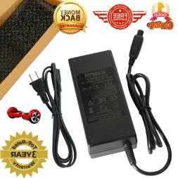 1Pc Battery Charger for Scooter Hover Board Unicycle Self Ba