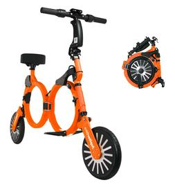Jupiter Bike 2.0 - Smallest Folding Electric Bike Scooter Bl