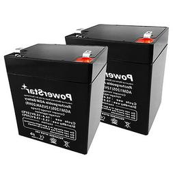 2 Pack - 12v 5Ah Battery Razor E100 Electric Scooter & Gas -