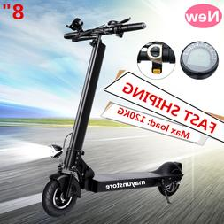 2 Wheels Aluminum alloy Electric Scooter Portable Foldable L