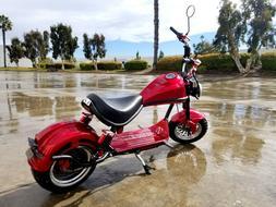 2000w fat tire harley chopper style electric