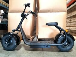 2000W Fat Wide Tire Electric Scooter Bike Motorcycle CityCoc
