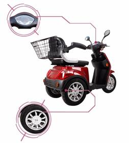 2019 NEW 3 Wheeled ELECTRIC MOBILITY SCOOTER 600W Tricycle w