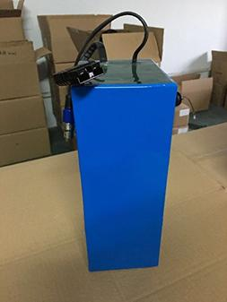 NBPower 72V 20AH Electric Bicycle Lithium Battery, E-bike ba