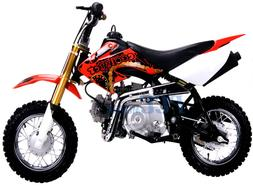 Coolster 213A 110cc Fully Auto Electric Start Kid Youth Dirt