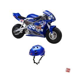 24 V Electric Pocket Rocket Motorcycle Bike Mini Ride On Toy
