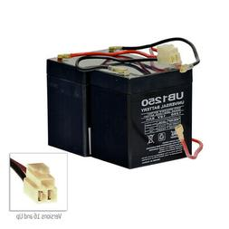 12V 5AH Battery for Razor E100 E125 E150 E175 Elect ML5-12 Mighty Max 4 Pack