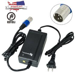 US 24V Electric Scooter Battery Charger For RAZOR E100 E200