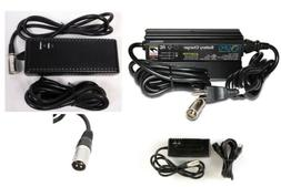 24V Mobility Electric Scooter Wheelchair Battery Charger 2A-