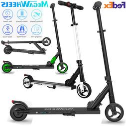 MEGAWHEELS 250W FOLDING ELECTRIC SCOOTER ALUMINUM CITY KICK
