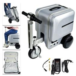 29.3L SE3 Electric PC Suitcase Scooter Travel Carry Luggage