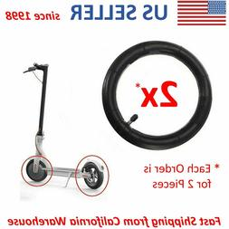 2pcs 8.5 Inch Inner Tube for Xiaomi M365 Electric Scooter 8