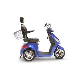 EWheels  3-Wheel Mobility Scooter, Royal Blue - BMC-EWH EW-3