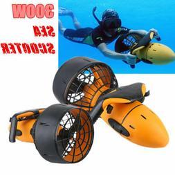 300W Electric Sea Scooter Underwater Propeller Dual Speed Wa