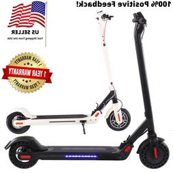 350W 20MPH 30KM Range OLED 8.5'' Folding Portable High Speed