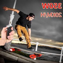 350W Electric Skateboard Longboard 7Ply Maple Deck Motorized