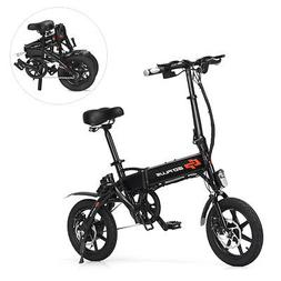 250W High Speed Folding Adult Electric Bicycle Portable E-Bi