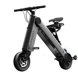 35KM Foldable Electric Bicycle Portable Scooter Adult Smart