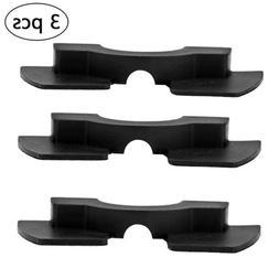 3pcs Vibration damper For Xiaomi Mijia M365 RUBBER Scooter M