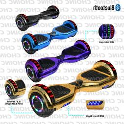 4.5 Inch Electric Hoverboard Smart Self Balancing Scooter UL