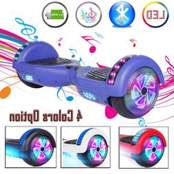 4-Colors nht 6.5 led Hoverboard Electric Self Balancing Scoo