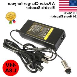 42V 2A Electric Scooter Battery Charger For RAZOR E200 E300