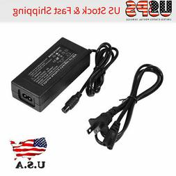 42V 2A US Charger Power Adapter for Smart Balance Hoverboard