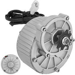 450 w 24v electric motor gear reduction