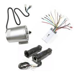 48V 1800W Electric Brushless Controller Motor Grip fit ATV G