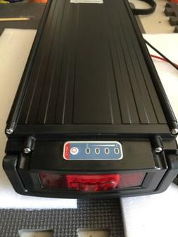 48V 20Ah Lithium Ion Battery, with built in LED rear Tail Li
