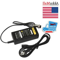 48W Scooter Battery Charger Adapter Cord For Freedom 644 943