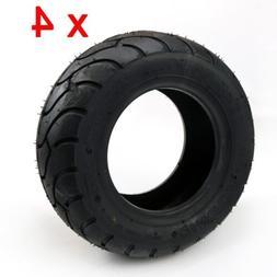 4x 13x5.00-6 Wheel Tire MINI POCKET SCOOTER ATV GO KART Cart