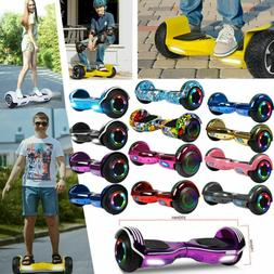 "6.5"" Bluetooth Electric Hoverboard Self Balancing LED Scoo"