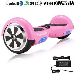 "6.5"" Bluetooth Smart Hover Board Self Balancing Electric Sco"
