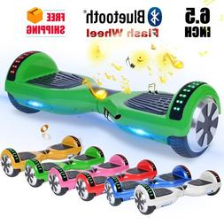 """6.5"""" Electric Hoverboard 700W Self Balancing Two Wheels Smar"""