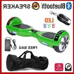 """6.5"""" Electric Hoverboard Self Balancing Two Wheels Smart Bal"""