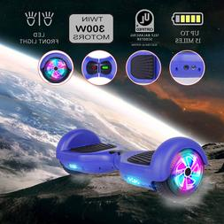 """6.5"""" hover board nht hover boards electric self balancing sc"""