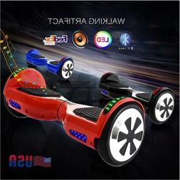 "6.5"" Hoverboard  Self Balance Electric Scooter Bluetooth LED"