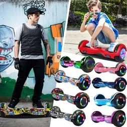 "6.5"" Bluetooth Speaker Hoverboard Hover Board Self Scooter L"